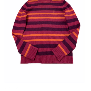 Primary Photo - BRAND: BENETTON STYLE: SWEATER LIGHTWEIGHT COLOR: RED SIZE: S SKU: 196-19666-17695