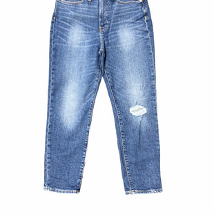 Primary Photo - BRAND: MADEWELL STYLE: JEANS COLOR: BLUE SIZE: 6 SKU: 196-196145-1735