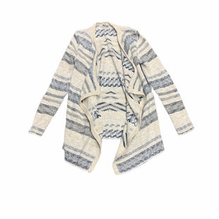 Primary Photo - BRAND: LUCKY BRAND STYLE: SWEATER CARDIGAN HEAVYWEIGHT COLOR: TAN SKU: 196-19681-7237SIZE: S