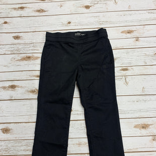 Primary Photo - BRAND: NEW YORK AND CO STYLE: PANTS COLOR: BLACK SIZE: 4 OTHER INFO: CROPPED SKU: 196-196112-49164