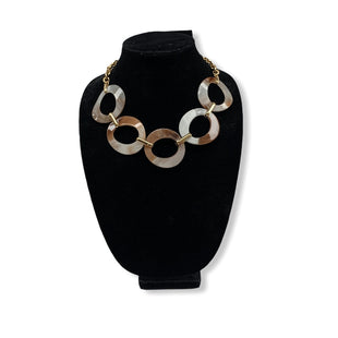 Primary Photo - BRAND: NY ASPECTS STYLE: NECKLACE COLOR: GOLD SKU: 196-196141-3637