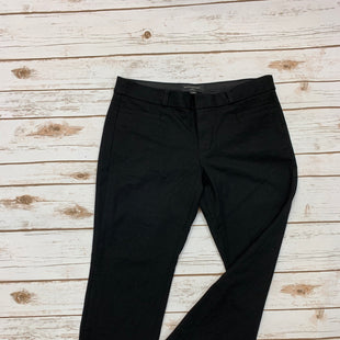 Primary Photo - BRAND: BANANA REPUBLIC STYLE: PANTS COLOR: BLACK SIZE: PETITE OTHER INFO: 6 SKU: 196-196141-3204