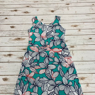 Primary Photo - BRAND: TALBOTS STYLE: DRESS SHORT SLEEVELESS COLOR: AQUA SIZE: S SKU: 196-196112-50622