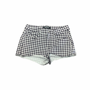 Primary Photo - BRAND: EXPRESS STYLE: SHORTS COLOR: BLACK WHITE SIZE: 12 SKU: 196-19681-75880