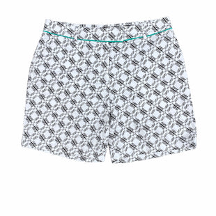 Primary Photo - BRAND: LADY HAGEN STYLE: SHORTS COLOR: WHITE BLACK SIZE: 4 SKU: 196-196112-57853