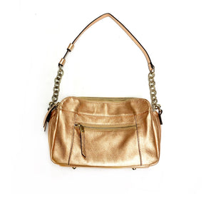 Primary Photo - BRAND: B MAKOWSKY                              STYLE: HANDBAG DESIGNERCOLOR: COPPER              SIZE: SMALL               OTHER INFO: ROSEY/COPPERY       SKU: 145-14521-119456