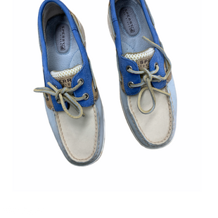 Primary Photo - BRAND: SPERRY STYLE: SHOES FLATS COLOR: BLUE SIZE: 6 SKU: 196-196112-56563