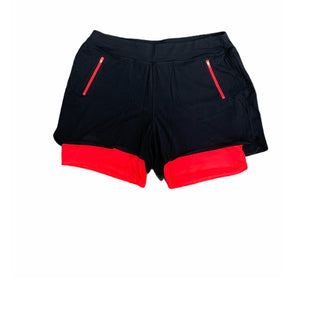 Primary Photo - BRAND: LIVI ACTIVE STYLE: ATHLETIC SHORTS COLOR: BLACK SIZE: 2X SKU: 196-196145-492