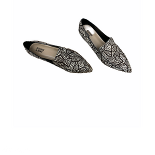 Primary Photo - BRAND:    CLOTHES MENTOR STYLE: SHOES FLATS COLOR: BROWN SIZE: 8.5 OTHER INFO: BLEECKER & BOND - SKU: 196-19666-18196
