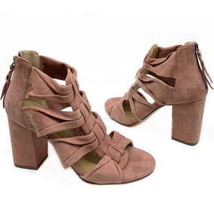 Primary Photo - BRAND: SPLENDID STYLE: SHOES HIGH HEEL COLOR: DUSTY PINK SIZE: 7.5 SKU: 196-196144-22