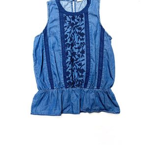 Primary Photo - BRAND: GAPSTYLE: TOP SLEEVELESSCOLOR: DENIM BLUESIZE: MSKU: 196-196112-47290