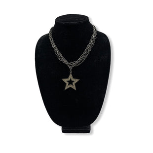 Primary Photo - BRAND: EXPRESS STYLE: NECKLACE COLOR: PEWTER OTHER INFO: STAR SKU: 196-19666-15370