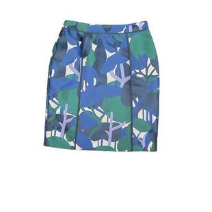 Primary Photo - BRAND: ANN TAYLOR STYLE: SKIRT COLOR: BLUE GREEN SIZE: 6 SKU: 196-196112-59060