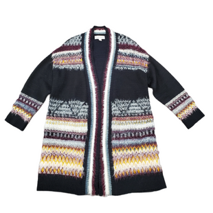 Primary Photo - BRAND: KNOX ROSE STYLE: SWEATER CARDIGAN LIGHTWEIGHT COLOR: BLACK SIZE: XS SKU: 196-196144-265