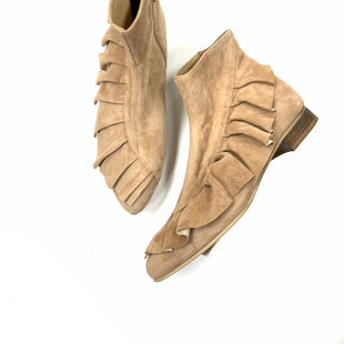 Primary Photo - BRAND: ANTHROPOLOGIESTYLE: SHOES DESIGNERCOLOR: DUSTY PINKSIZE: 8.5OTHER INFO: EUR 39SKU: 196-14511-41951
