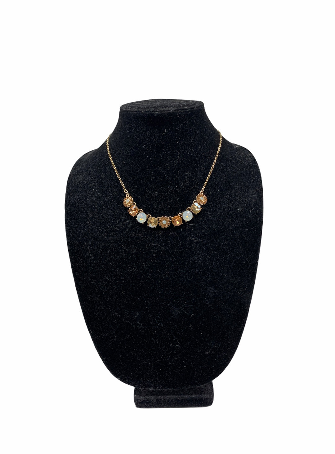 Primary Photo - BRAND:  CME <BR>STYLE: NECKLACE <BR>COLOR: GOLD <BR>SKU: 196-196112-51530