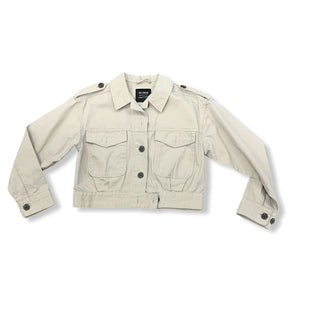 Primary Photo - BRAND: COTTON ON STYLE: JACKET OUTDOOR COLOR: TAN SIZE: XS SKU: 196-196112-52781