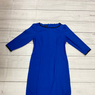Primary Photo - BRAND: TALBOTS STYLE: DRESS SHORT LONG SLEEVE COLOR: BLUE SIZE: S SKU: 196-19681-70994