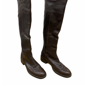 Primary Photo - BRAND: ENZO ANGIOLINI STYLE: BOOTS KNEE COLOR: BROWN SIZE: 7.5 SKU: 196-19666-17066