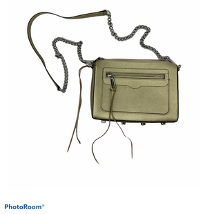 Primary Photo - BRAND: REBECCA MINKOFF STYLE: HANDBAG DESIGNER COLOR: GOLD SIZE: SMALL SKU: 196-19694-35478