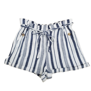 Primary Photo - BRAND: TOP SHOP STYLE: SHORTS COLOR: BLUE WHITE SIZE: 12 SKU: 196-196144-341