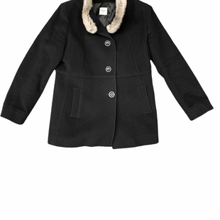 Primary Photo - BRAND:  CINZIA ROCCASTYLE: COAT SHORT COLOR: BLACK SIZE: L OTHER INFO: CINZIE ROCCA - SKU: 196-14511-47734