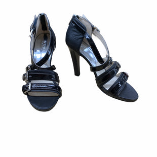 Primary Photo - BRAND: MICHAEL KORS STYLE: SHOES HIGH HEEL COLOR: BLACK SIZE: 9 SKU: 196-196135-2395