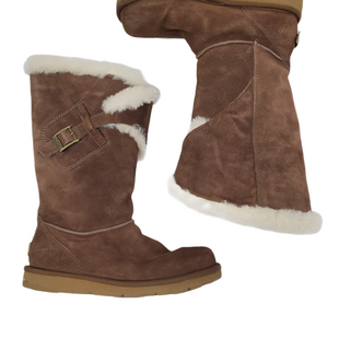 Primary Photo - BRAND: UGG STYLE: BOOTS ANKLE COLOR: BROWN SIZE: 7 SKU: 196-196112-56451