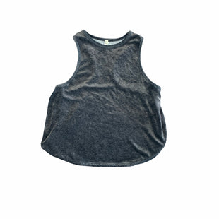 Primary Photo - BRAND: FREE PEOPLE STYLE: TOP SLEEVELESS COLOR: GREY SIZE: S SKU: 196-14511-48218