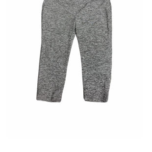 Primary Photo - BRAND: OLD NAVY STYLE: ATHLETIC CAPRIS COLOR: GREY SIZE: 1X SKU: 196-196145-491