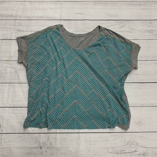 Primary Photo - BRAND: LANE BRYANT STYLE: TOP SHORT SLEEVE COLOR: GREY SIZE: 2X SKU: 196-196141-3929