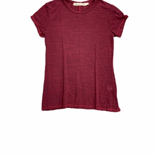 Primary Photo - BRAND: MICHAEL STARS STYLE: TOP SHORT SLEEVE BASIC COLOR: RED SIZE: ONESIZE SKU: 196-196112-50525