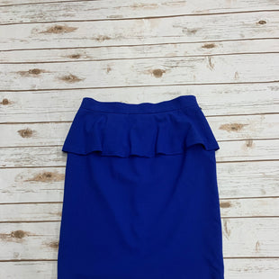 Primary Photo - BRAND: VINCE CAMUTO STYLE: SKIRT COLOR: ROYAL BLUE SIZE: 8 SKU: 196-196112-49204