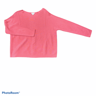 Primary Photo - BRAND: J JILL STYLE: SWEATER LIGHTWEIGHT COLOR: PINK SIZE: S SKU: 196-19681-72453