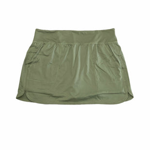 Primary Photo - BRAND: ZUDASTYLE: ATHLETIC SKIRT SKORT COLOR: OLIVE SIZE: 1X SKU: 196-196112-57239