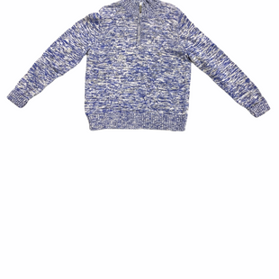 Primary Photo - BRAND: LEO AND NICOLE STYLE: SWEATER HEAVYWEIGHT COLOR: BLUE SIZE: 1X SKU: 196-196112-54916