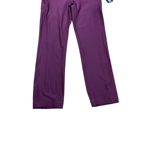 Primary Photo - BRAND: ACTIVE QUEENSSTYLE: ATHLETIC PANTS COLOR: BURGUNDY SIZE: S OTHER INFO: ACTIVE QUEENS - SKU: 196-19694-35672