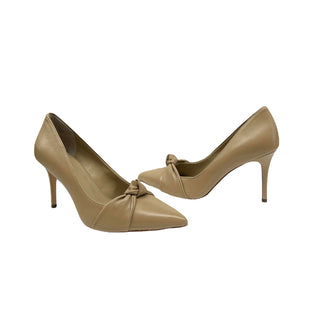 Primary Photo - BRAND: ANN TAYLOR STYLE: SHOES HIGH HEEL COLOR: TAN SIZE: 8.5 SKU: 196-196112-58991