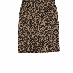 Primary Photo - BRAND:    CLOTHES MENTOR STYLE: SKIRT COLOR: ANIMAL PRINT SIZE: M OTHER INFO: LOVE SCARLETT - SKU: 196-196133-4935