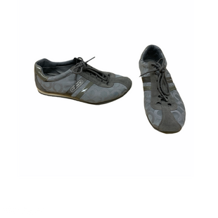 Primary Photo - BRAND: COACH STYLE: SHOES ATHLETIC COLOR: GREY SIZE: 8.5 SKU: 196-19666-18245