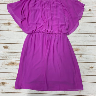 Primary Photo - BRAND: GIANNI BINI STYLE: DRESS SHORT SLEEVELESS COLOR: LAVENDER SIZE: S SKU: 196-196112-48184