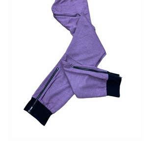 Primary Photo - BRAND:    CLOTHES MENTOR STYLE: ATHLETIC PANTS COLOR: PURPLE SIZE: XS OTHER INFO: GUILIANA - SKU: 196-19666-18274