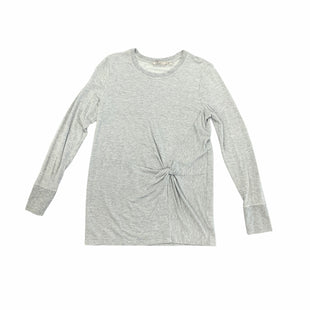 Primary Photo - BRAND: ATHLETA STYLE: ATHLETIC TOP COLOR: GREY SIZE: S SKU: 196-196145-1481