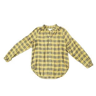 Primary Photo - BRAND: LOFT STYLE: TOP LONG SLEEVE COLOR: YELLOW SIZE: S SKU: 196-19681-73881