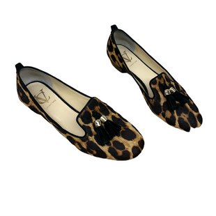 Primary Photo - BRAND:    CLOTHES MENTOR STYLE: SHOES FLATS COLOR: ANIMAL PRINT SIZE: 7 OTHER INFO: VERO CUOIO - SKU: 196-19666-18337