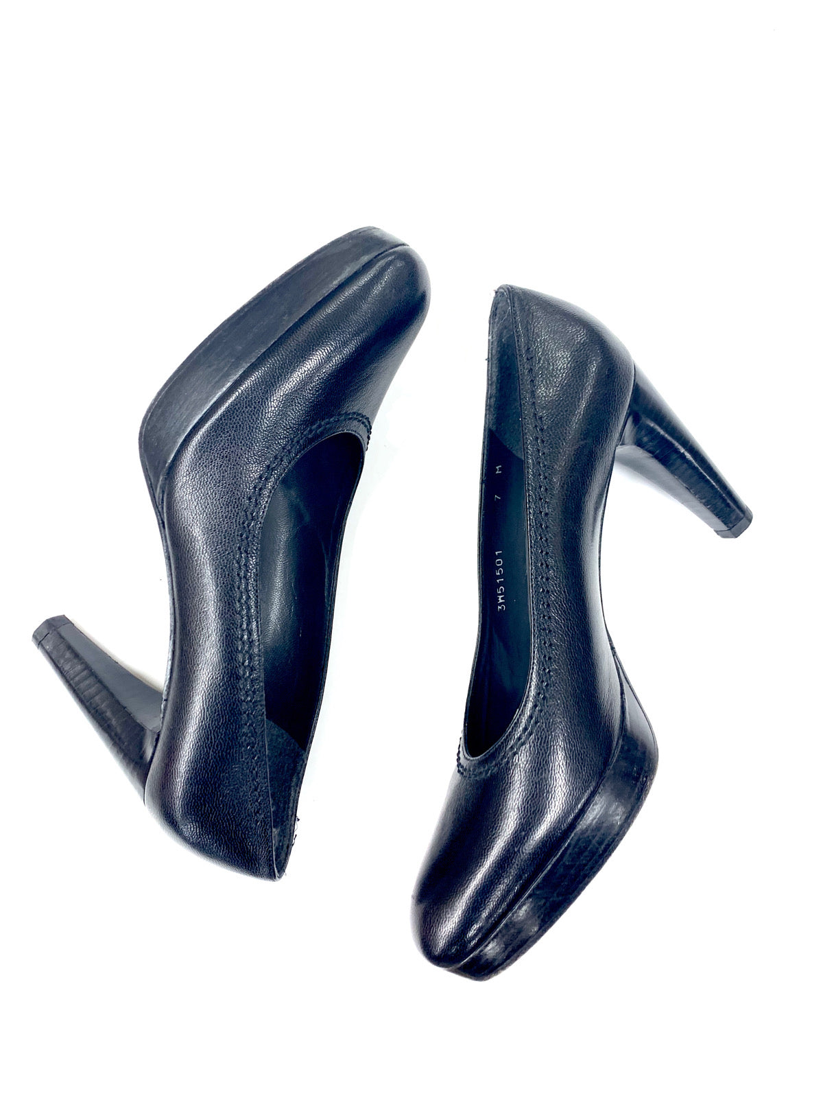 Primary Photo - BRAND: STUART WEITZMAN<BR>STYLE: SHOES HIGH HEEL<BR>COLOR: BLACK<BR>SIZE: 7<BR>SKU: 196-14511-41802