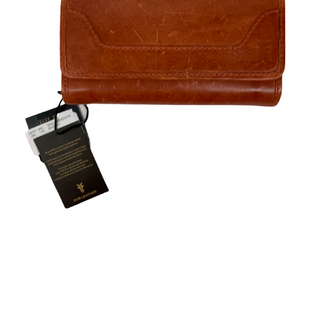 Primary Photo - BRAND: FRYE STYLE: WALLET COLOR: RUST SIZE: LARGE SKU: 196-19666-19354