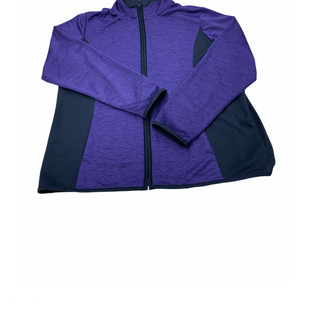 Primary Photo - BRAND: MADE FOR LIFE STYLE: ATHLETIC JACKET COLOR: PURPLE SIZE: PETITE   XL SKU: 196-196145-651