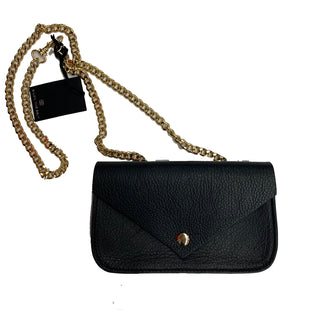 Primary Photo - BRAND: BELOW THE BELTSTYLE: HANDBAG DESIGNERCOLOR: BLACKSIZE: SMALLOTHER INFO: BLOW THE BELT - SKU: 196-14511-43373