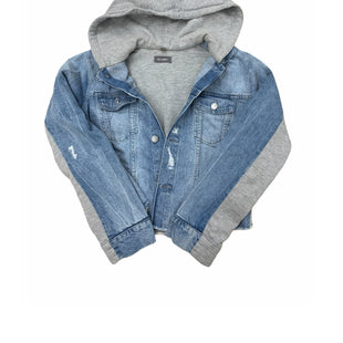Primary Photo - BRAND: DL1961 STYLE: JACKET OUTDOOR COLOR: DENIM SKU: 196-14511-47772